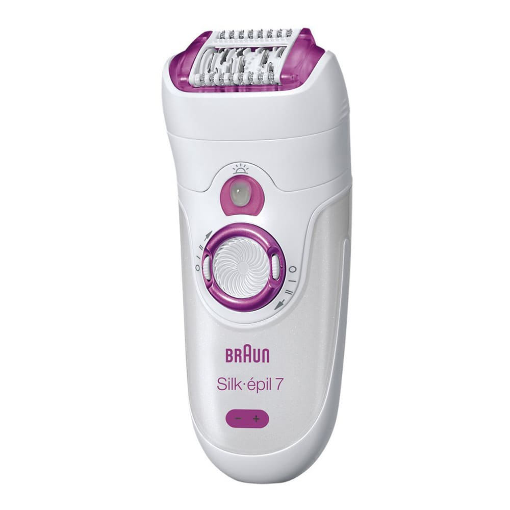 Эпилятор Braun Silk-epil 7 7-375 Young Beauty