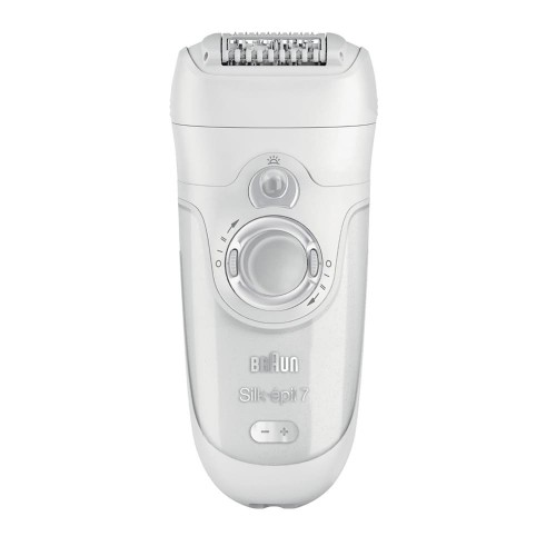 Эпилятор Braun Silk-epil 7 SkinSpa 7 - 929 + щеточка для лица