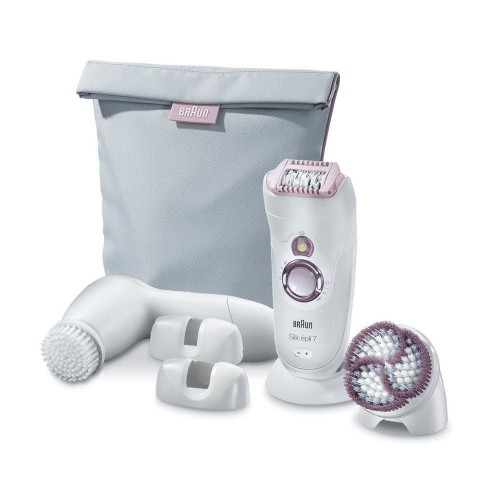 Эпилятор Braun Silk-epil 7 SkinSpa 7-979 + щеточка для лица