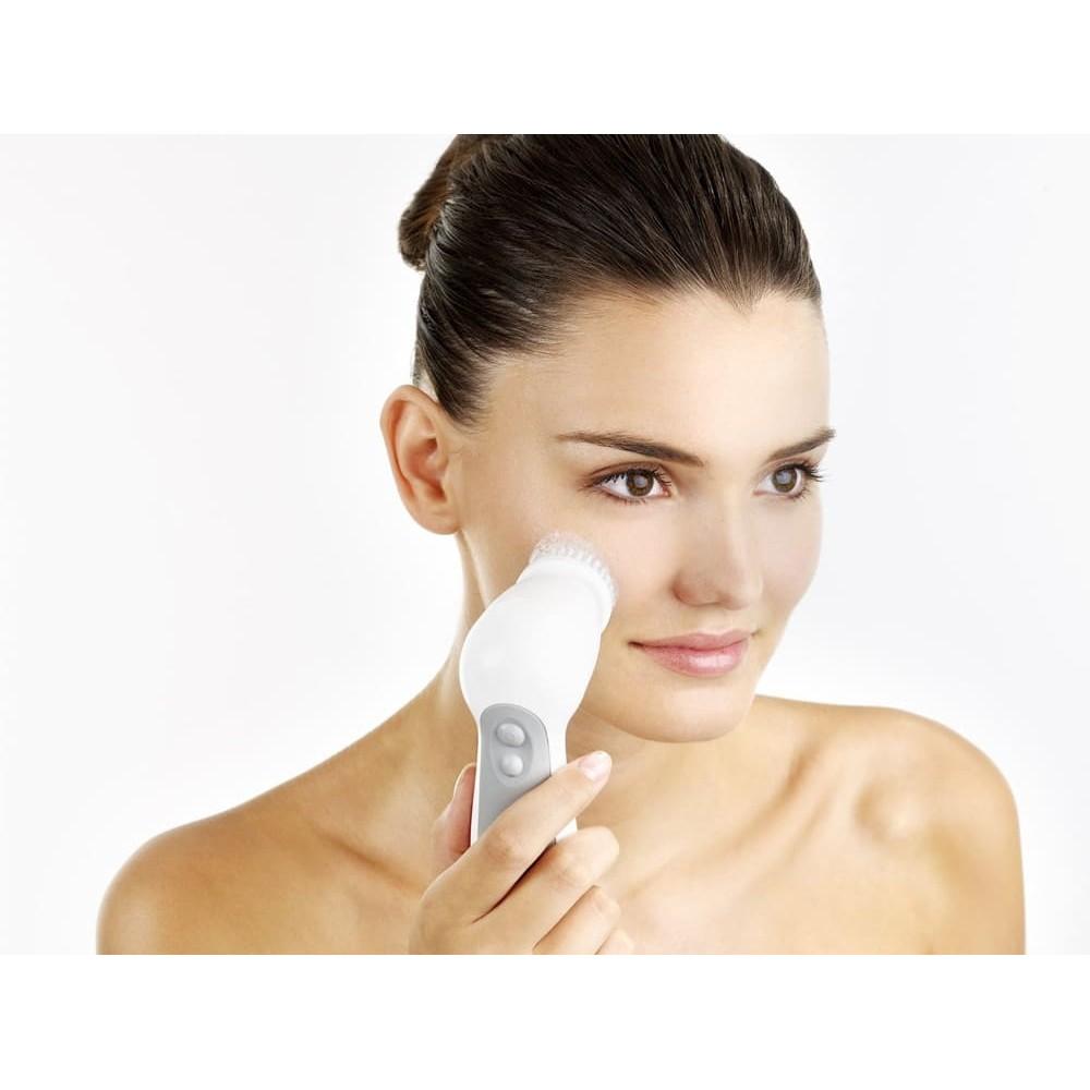 Эпилятор Braun Silk-epil 9 - 9579 + щеточка для лица