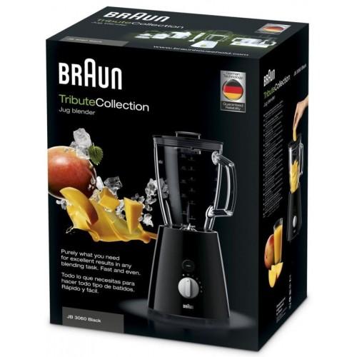 Блендер Braun Tribute JB3060BK черный