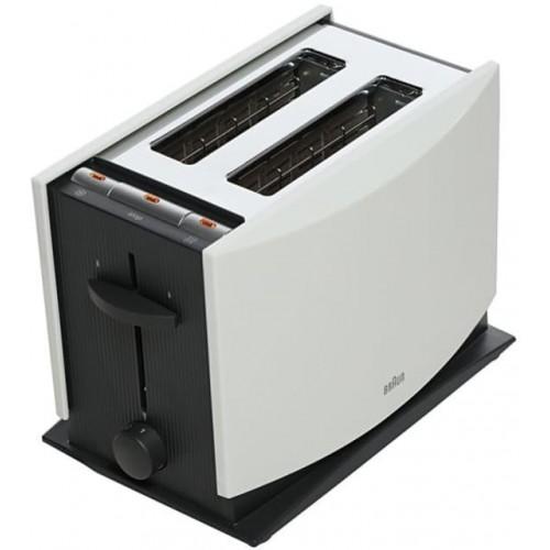 Тостер Braun MultiToast HT400WH белый