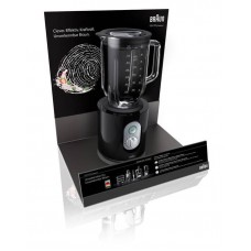 Блендер Braun IdentityCollection JB5160BK черный