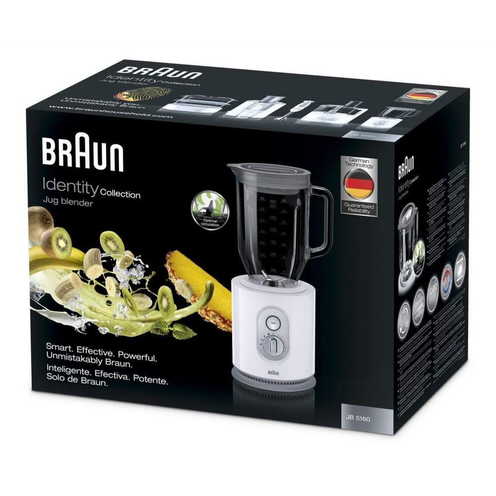 Блендер Braun IdentityCollection JB5160WH белый