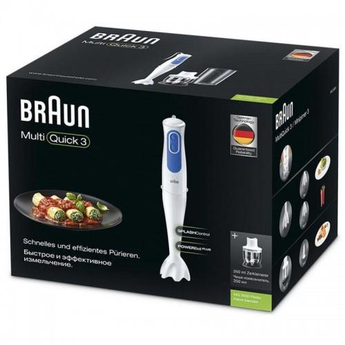 Погружной блендер Braun Multiquick 3 MQ3020 Pasta