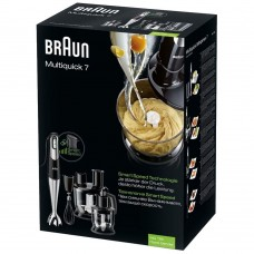 Погружной блендер Braun Multiquick 7 MQ785 Patisserie Plus