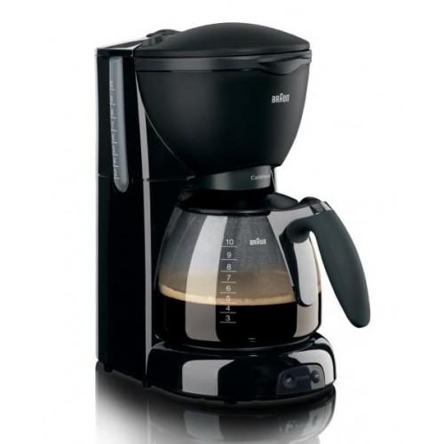 Капельная кофеварка Braun KF 560/1 BK черный