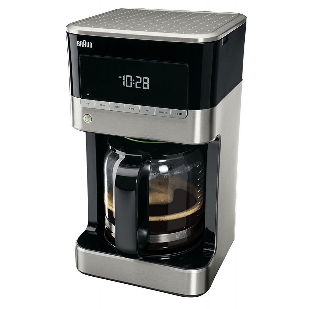 Капельная кофеварка Braun PurAroma 7 KF 7120 чёрная