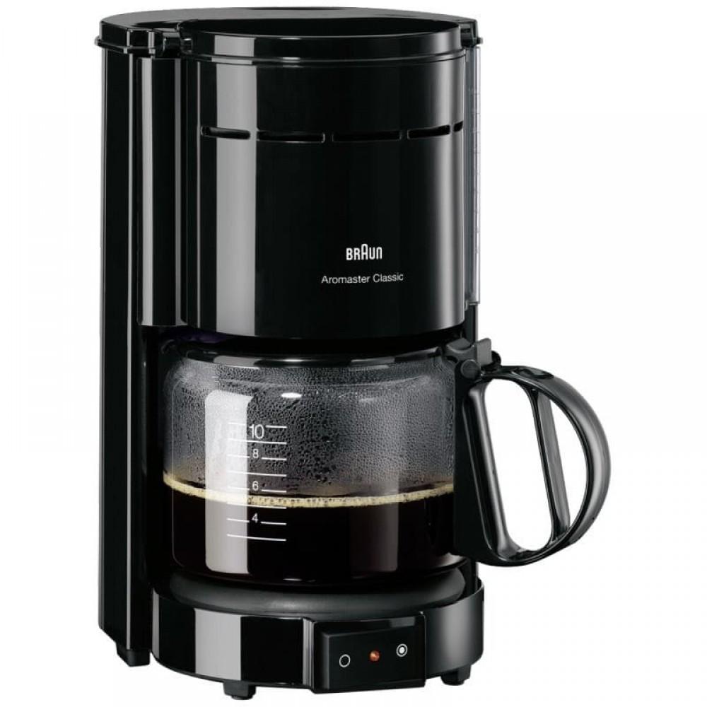 Капельная кофеварка Braun Aromaster Classic KF 47/1 черный