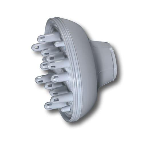 Насадка-диффузор DF5 для фенов Satin Hair 3, Satin Hair 5, Satin Hair 7, белый