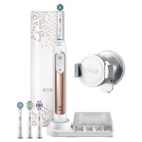 Э/щетка Braun Oral-B Genius 9000 Rose Gold D701.545.6X (розовое золото)