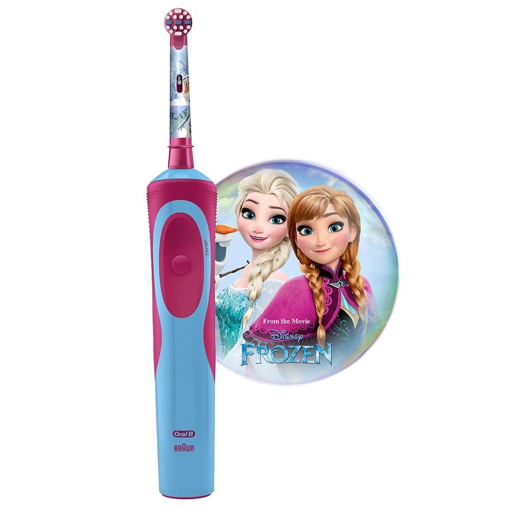 ... Детская электрическая зубная щетка Oral-B Stages Power Frozen Kids D12.513.  Есть в наличии 07d24d81ae0c4