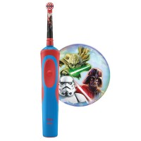 Детская э/щетка Braun Oral-B Stages Power StarWars Kids D12.513