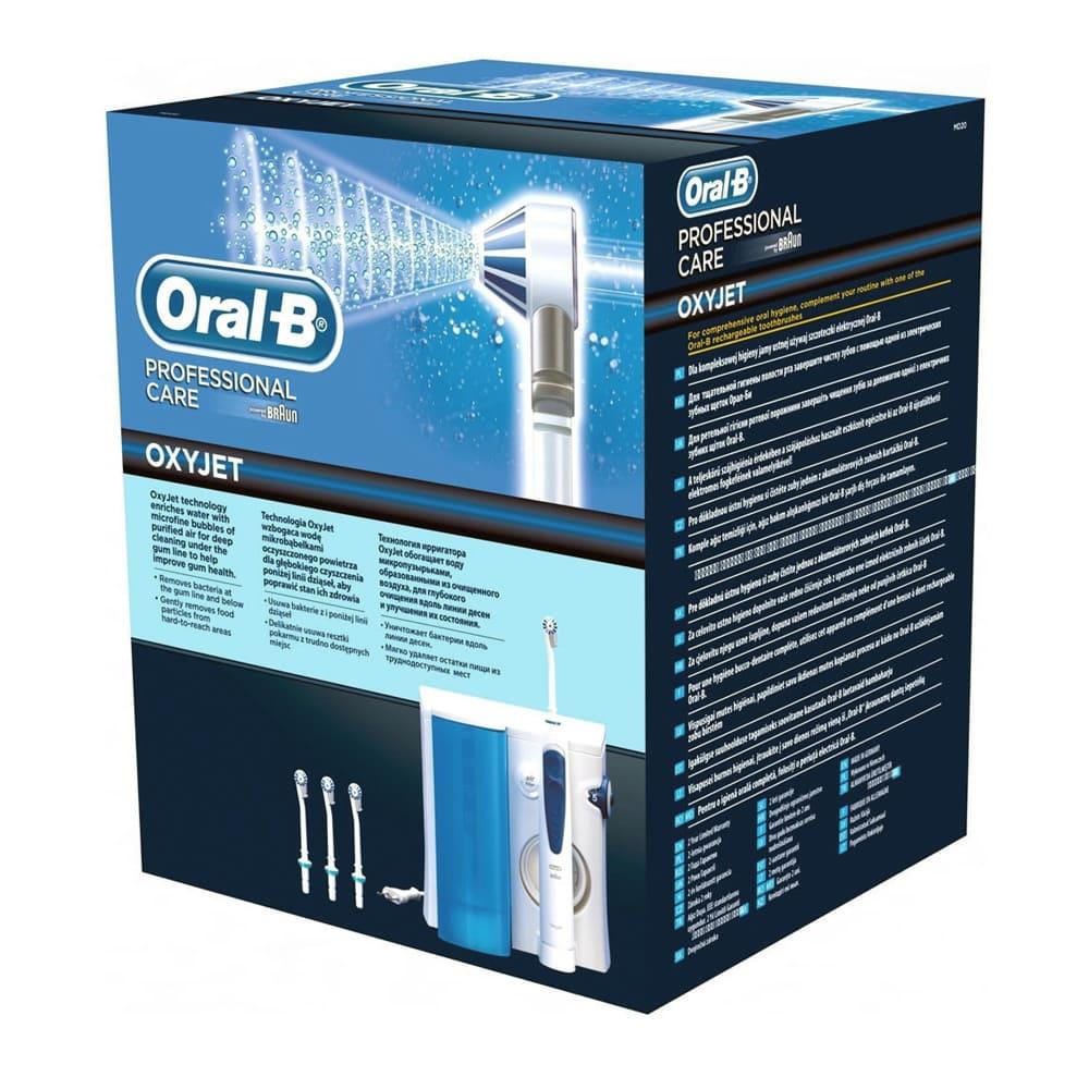 Ирригатор Braun Oral-B Professional Care OxyJet MD20