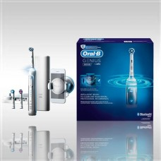 Э/щетка Braun Oral-B Genius 8000 White D701.535.5XC (белая)
