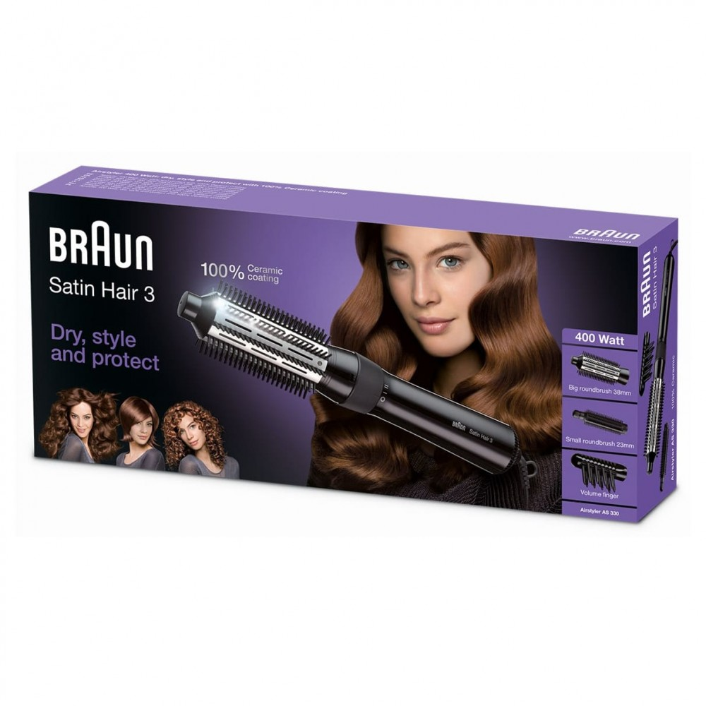 Стайлер для укладки Braun Satin Hair 3 AS330