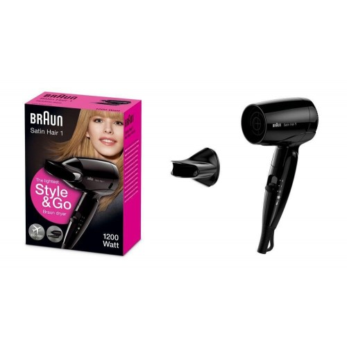 Фен Braun Satin Hair 1 HD130 Style&Go