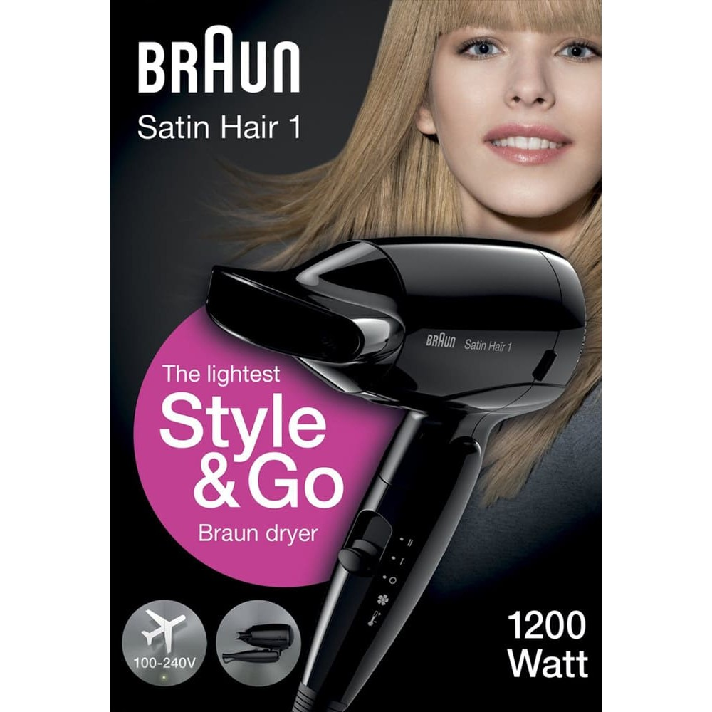 Фен Braun Satin Hair 1 HD130 Style&Go