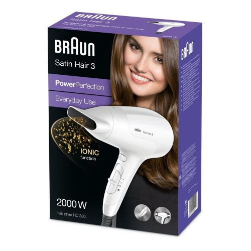 Фен Braun Satin Hair 3 PowerPerfection HD380