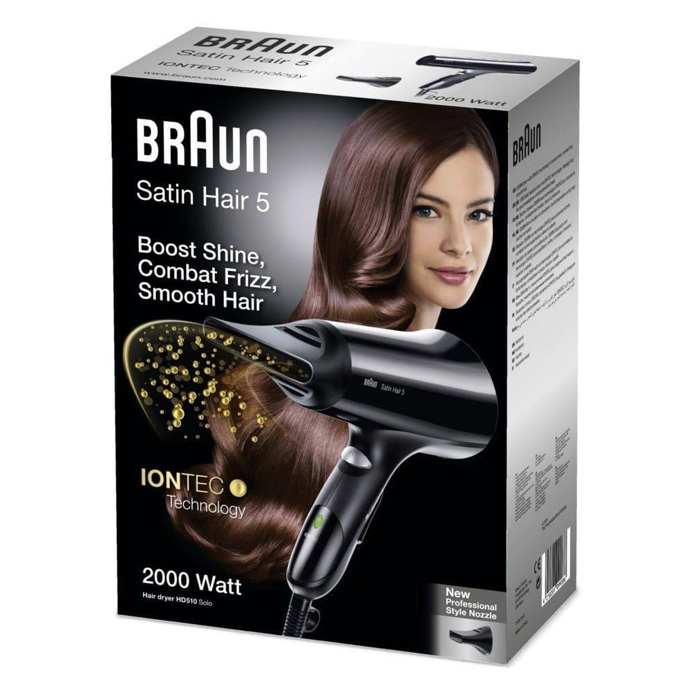 Фен Braun Satin Hair 5 HD510 IONTEC