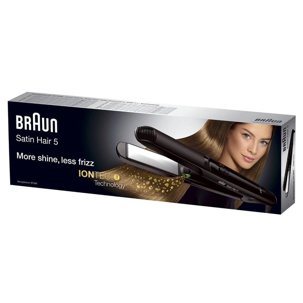 Стайлер для выпрямления волос Braun Satin Hair 5 ST560