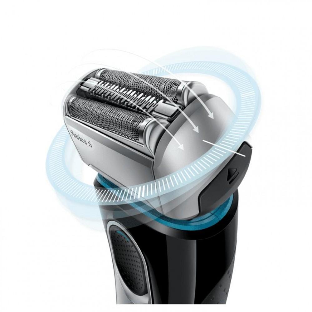 Электробритва Braun Series 5 5190cc со станцией Clean&Charge