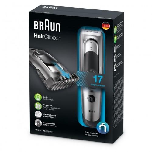 Машинка для стрижки волос Braun HC5090