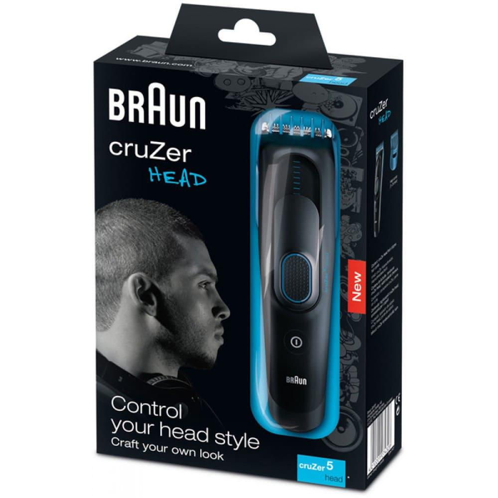 Триммер Braun CruZer 5 Head