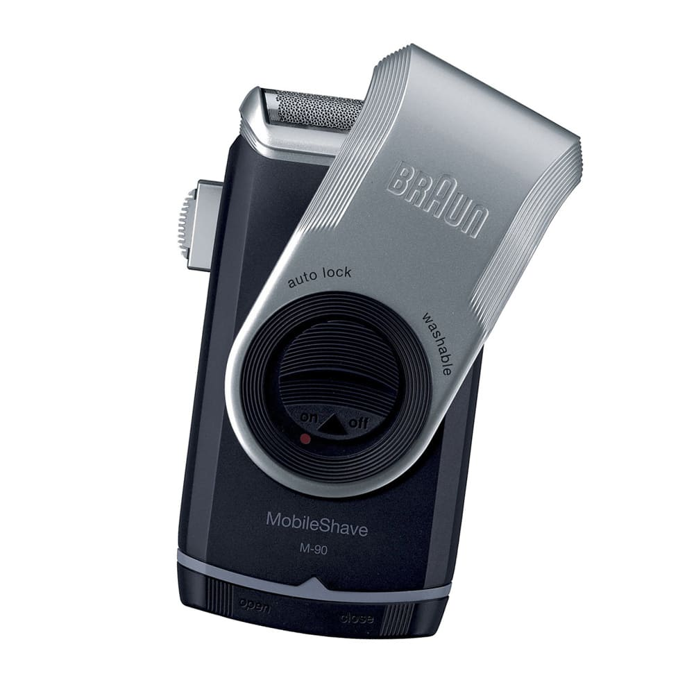 Бритва Braun MobileShave M90