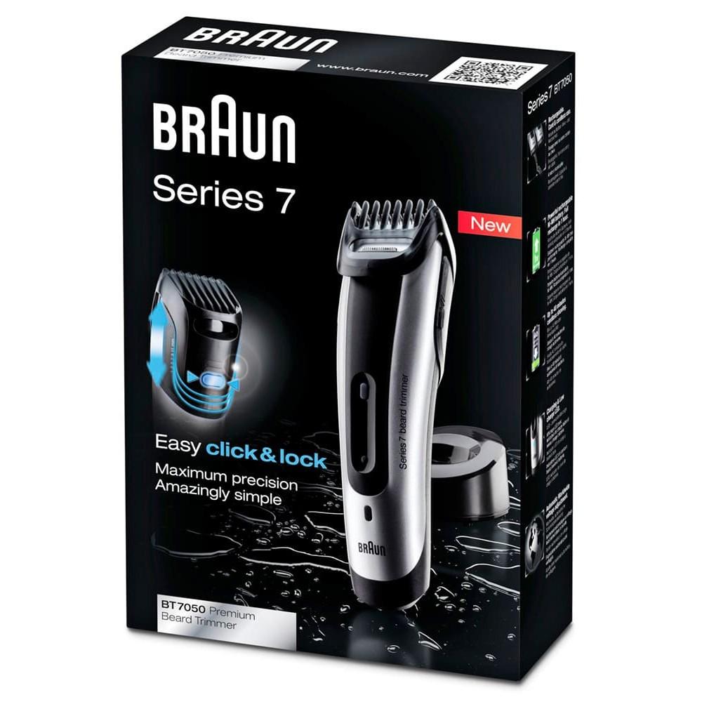 Триммер для бороды Braun BT7050