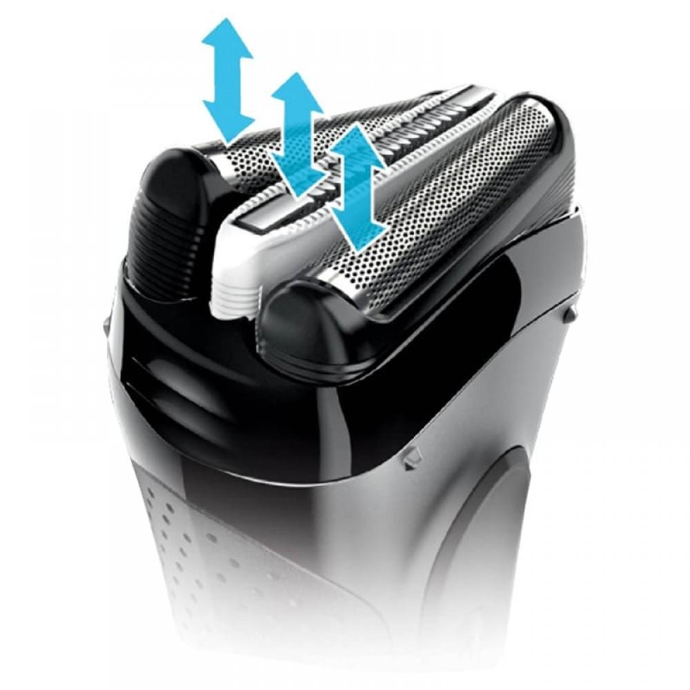 Электробритва Braun Series 3 ProSkin 3020s Black с триммером для точного бритья