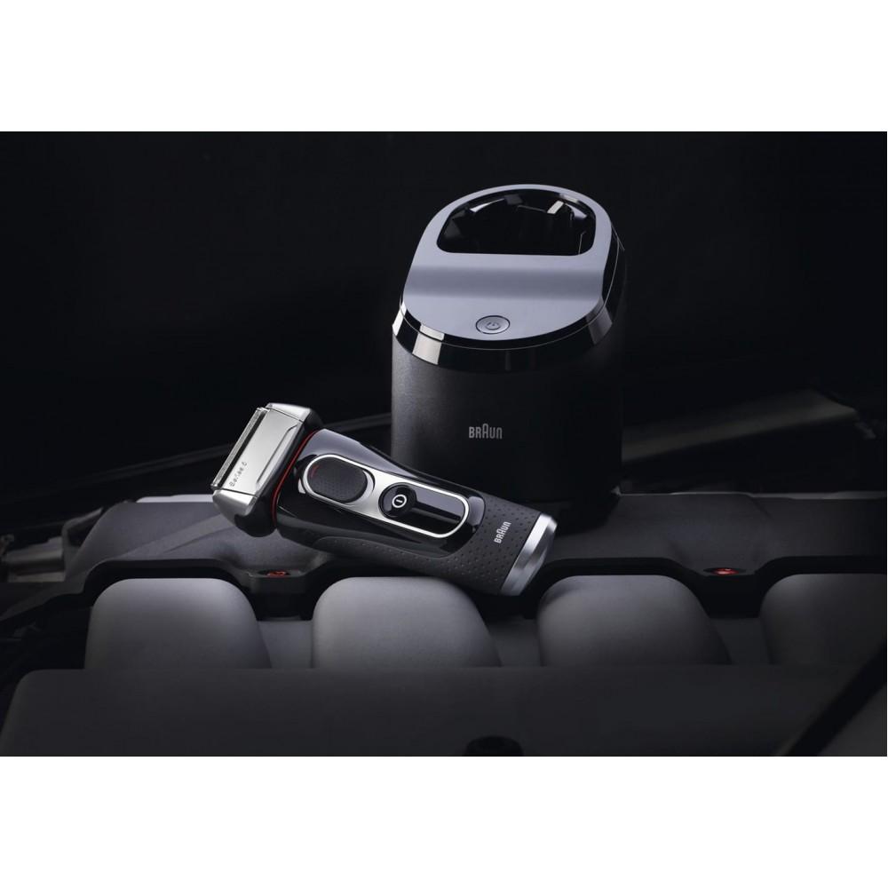 Электробритва Braun Series 5 5090cc с блоком Clean&Charge