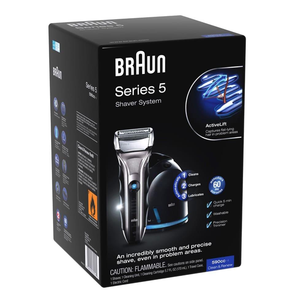 Электробритва Braun Series 5 590cc