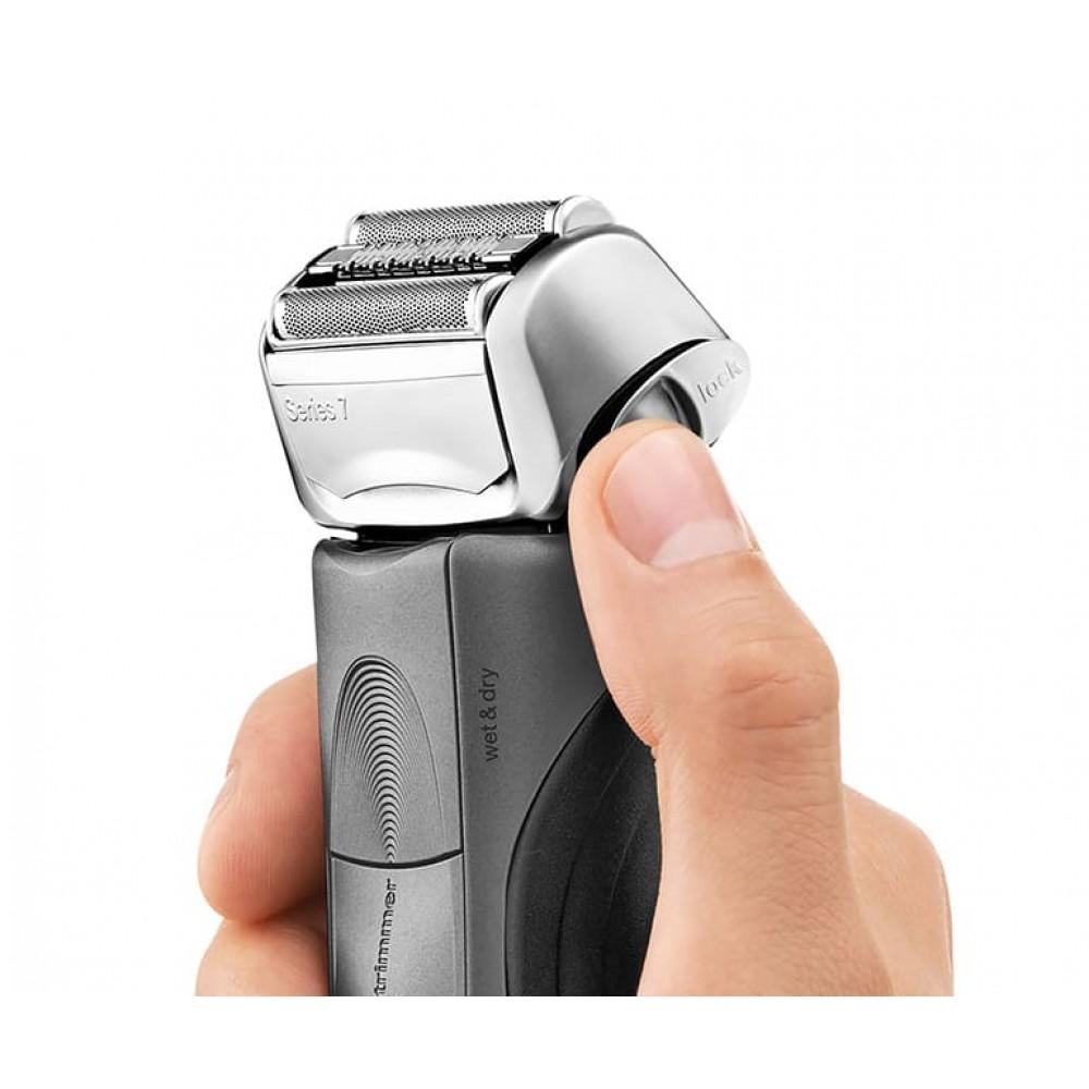 Электробритва Braun Series 7 7865cc с блоком Clean&Charge