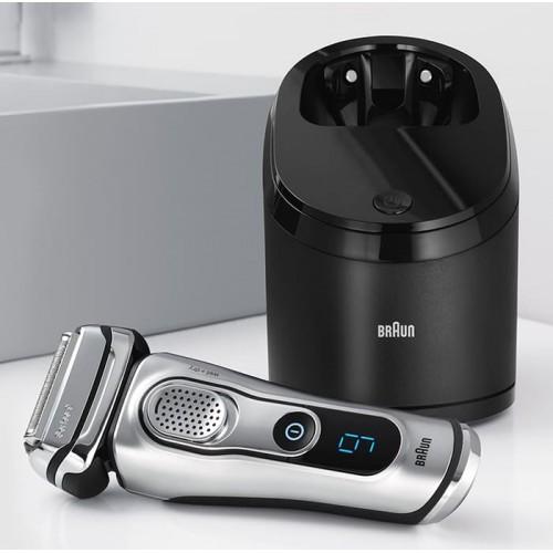 Электробритва Braun Series 9 9290cc с блоком Clean&Charge