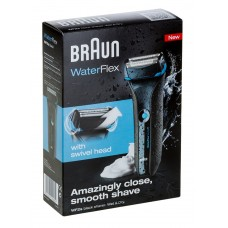 Электробритва Braun Series 5 WaterFlex WF2s Wet & Dry Черный