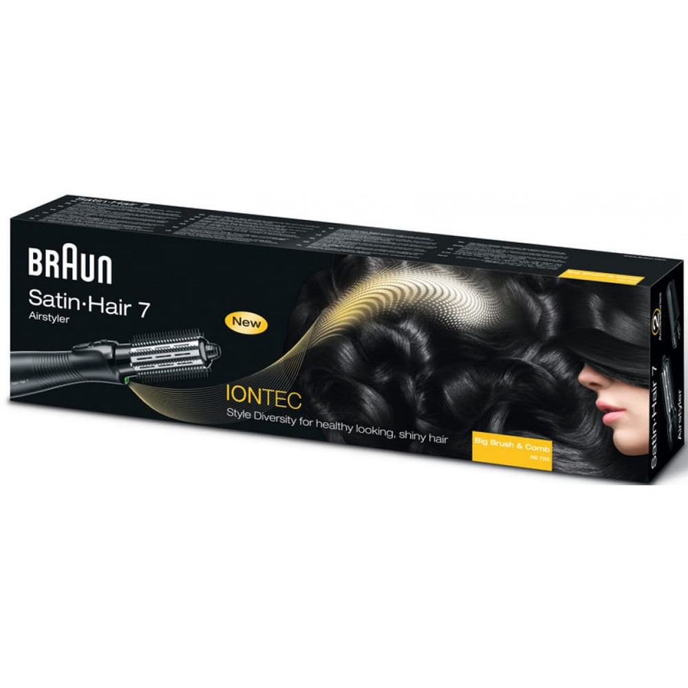 Стайлер для укладки Braun Satin Hair 7 IONTEC AS720