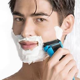 Влажное, сухое или бритье с пеной