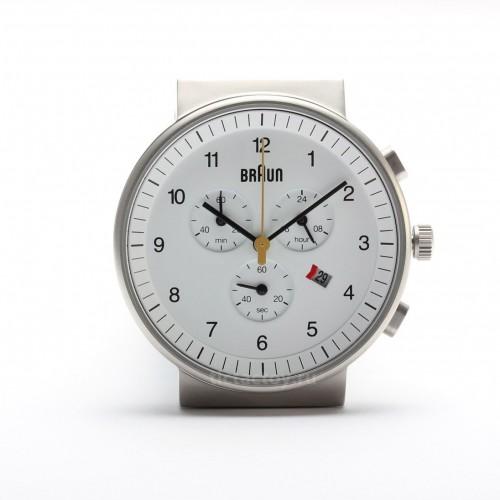Часы Braun BN0035 White