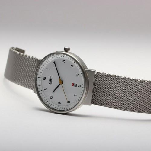 Часы Braun BN0032 Steel