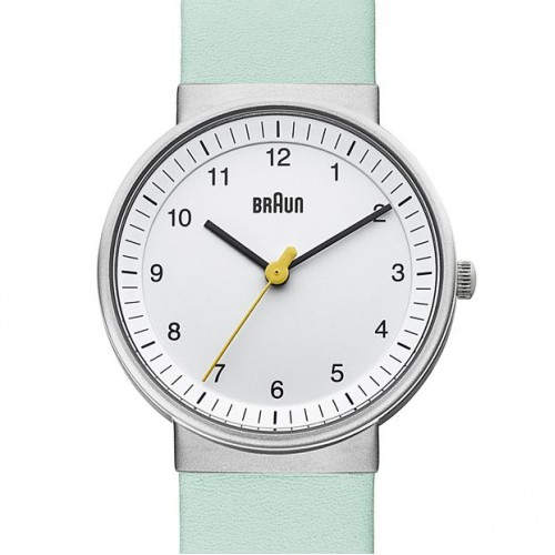 Часы Braun BN0031 White Mint
