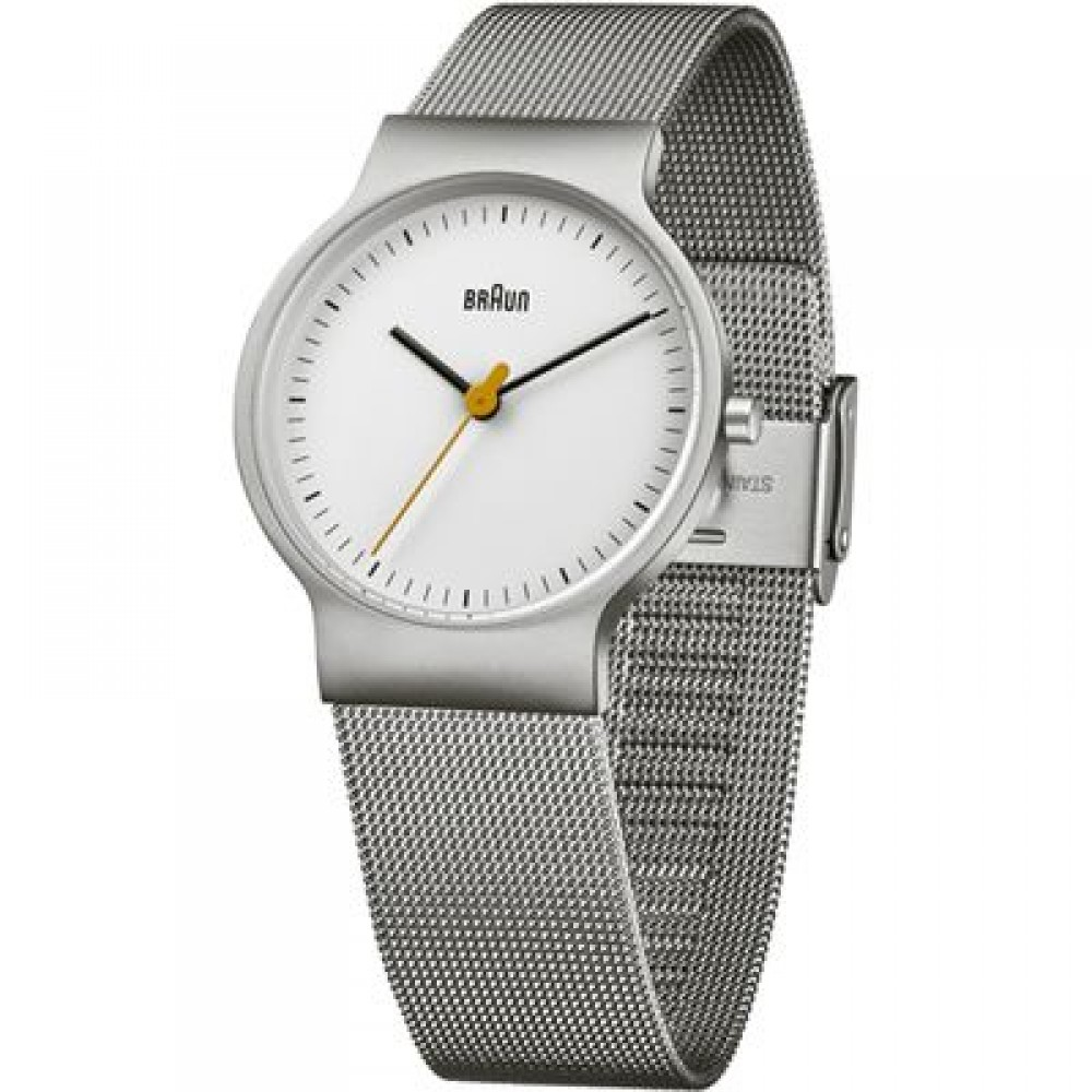 Часы Braun BN0211 Slim White Ladies