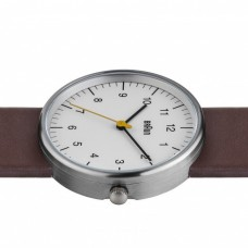 Часы Braun BN0021 White Brown