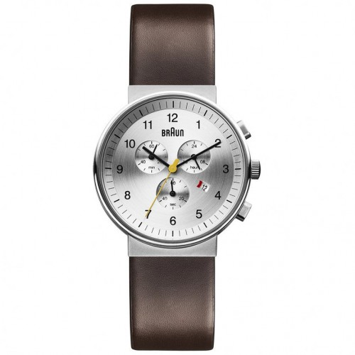 Часы Braun BN0035 Silver