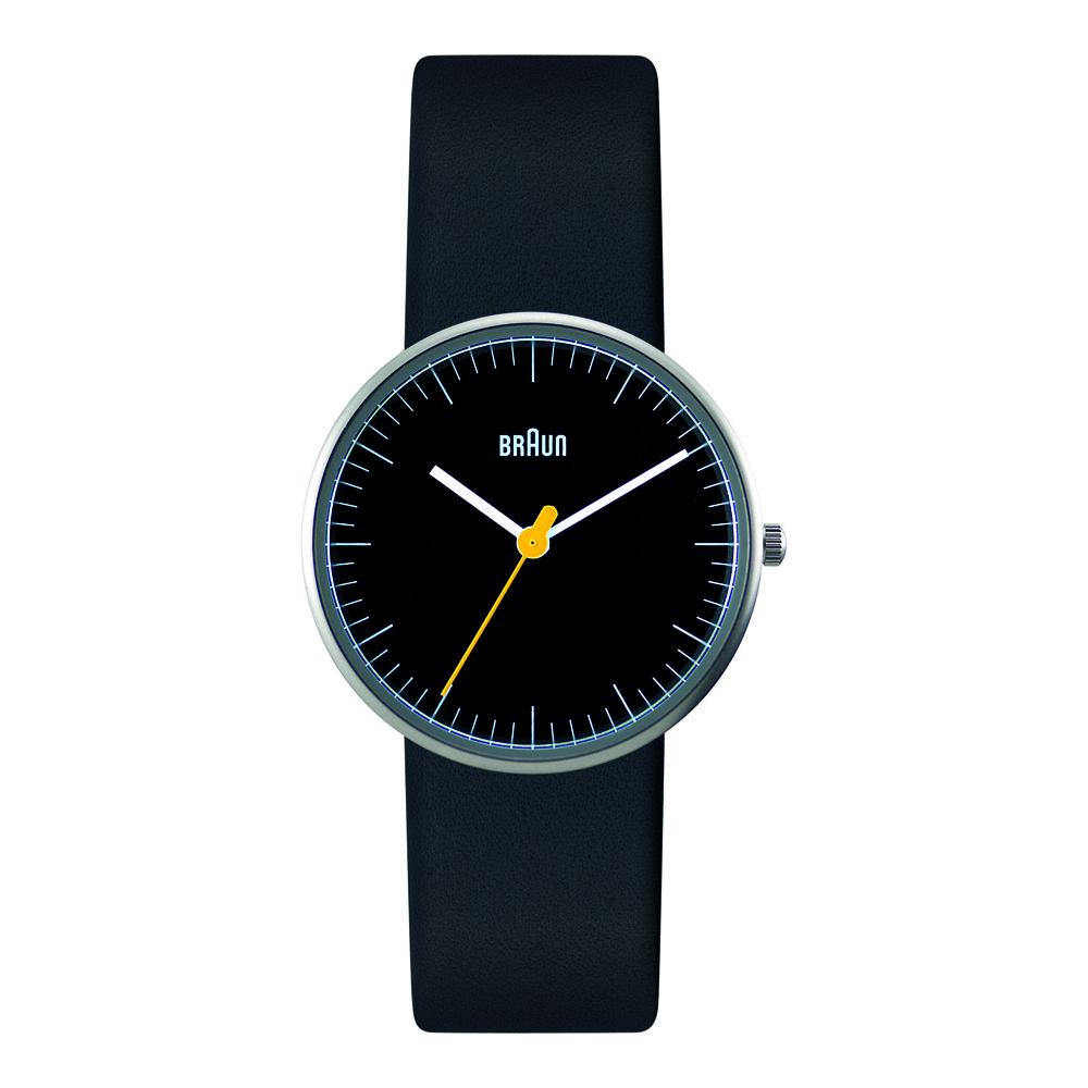 Часы Braun BN0021 Lady Black Leather