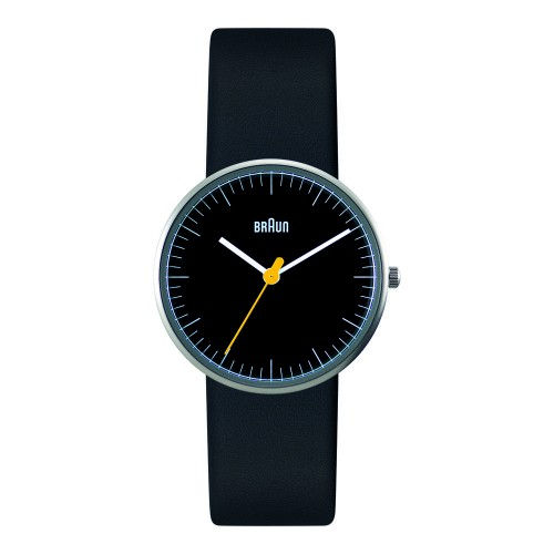 Часы Braun BN0021 Lady Black Leather