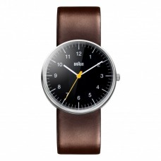 Часы Braun BN0021 Black Brown