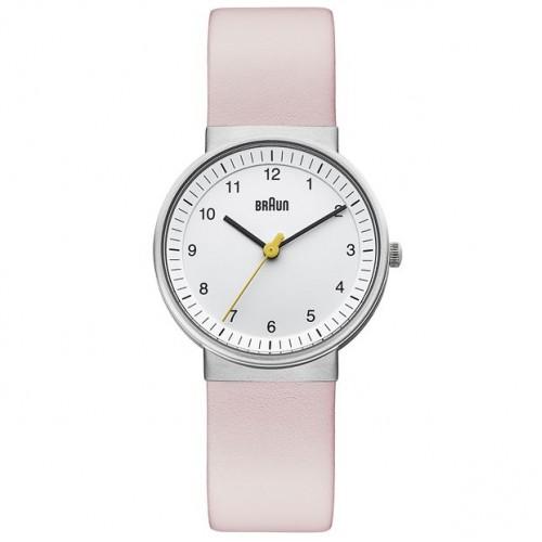Часы Braun BN0031 White Pink