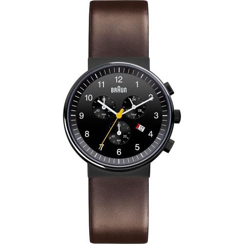 Часы Braun BN0035 Black Brown