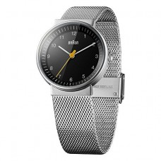 Часы Braun BN0031 Lady Black steel